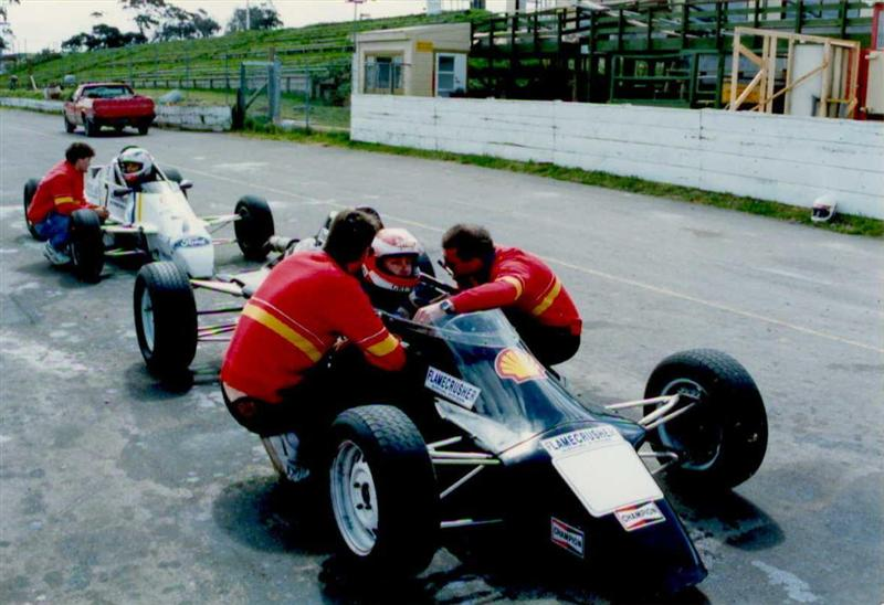 Formula Ford, Shell Scholarship Programme - New Zealand - Click to enlarge