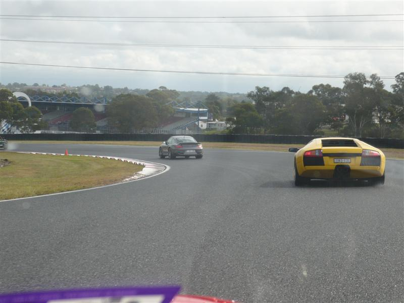 Coaching New Drivers Group - Burrows Drive Day - Eastern Creek, Australia - Click to enlarge